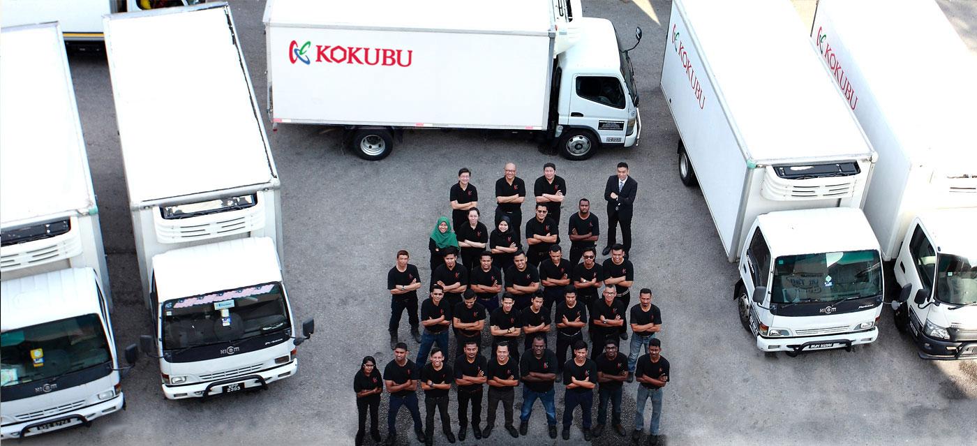 Career   Vacancy   Recruitment   KOKUBU FOOD LOGISTICS MALAYSIA
